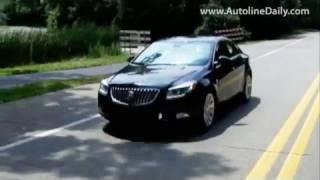 2011 Buick Regal Turbo - Test Drive