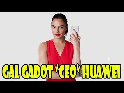WOW Gal Gadot Resmi Diangkat Menjadi CEO Huawei