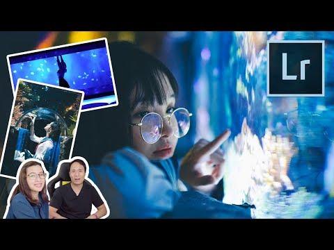 Lightroom ??? Aquarium Ocean World_Akvárium