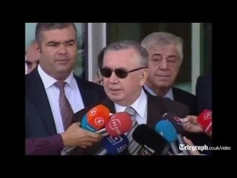 Syrian envoy in Turkey says refugees are temporary-