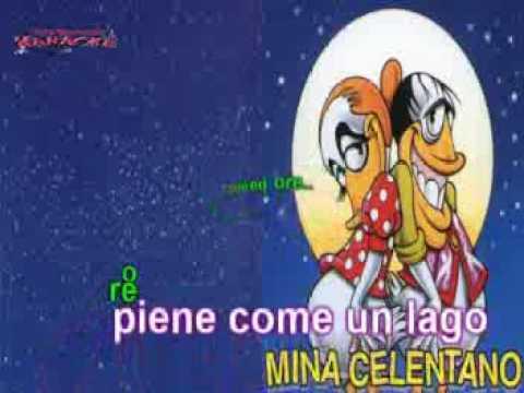 , title : 'Davvidù • karaoke Celentano e Mina - Acqua e sale • Base musicale e testo'