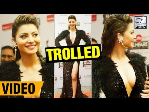 Urvashi Rautela TROLLED For Wearing Bold Dress At