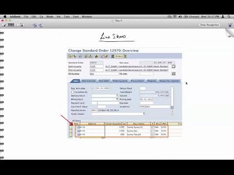 SAP SD Structure of Sales Document / Sales Order Management Tutorials