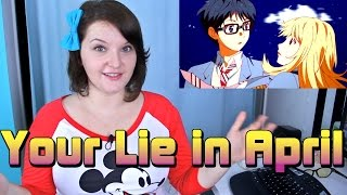 Your Lie in April - Anime First Impressions