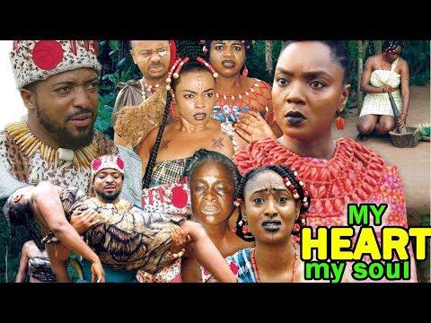 My Heart My Soul 1&2 - Chioma Chukwuka 2018 Latest Nigerian Nollywood Movie ll African Epic Movie HD
