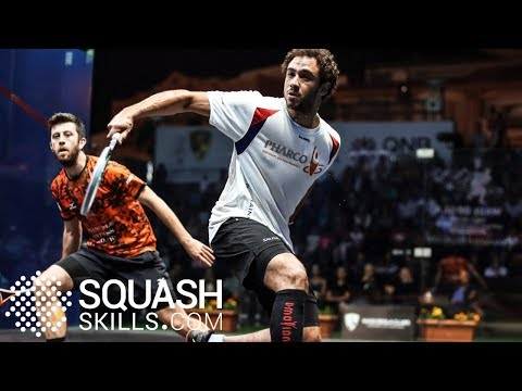 Squash tips: Learn how to 'Shape