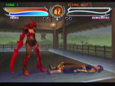 Bloody Roar 4 Playstation 2