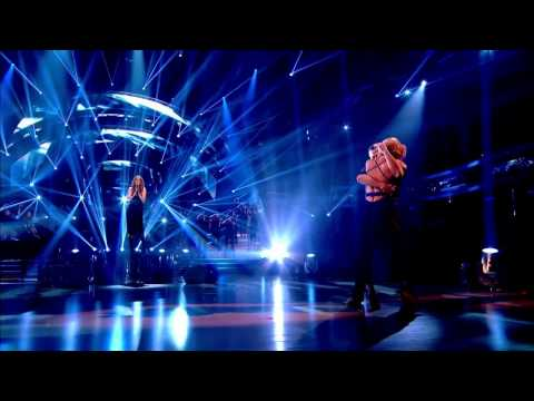 Artem and Aliona dance to Celine Dion -  Breakaway