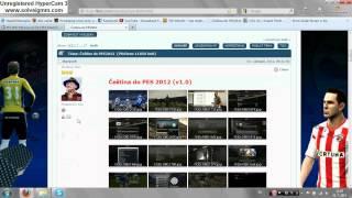 Pripravil som si pre Vás video s návodom, ako nainštalovať češtinu do hry Pro Evolution Soccer 2012. Sľúbená stránka s češtinou: ...