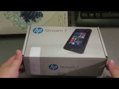 Windows 10 HP Stream 7 Review Cheap $99 Tablet