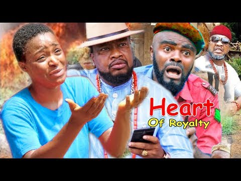Heart Of Royalty Part 1&2 - Chief Imo, ChaCha Eke, & Browny Igboegwu Latest Nollywood Movies.
