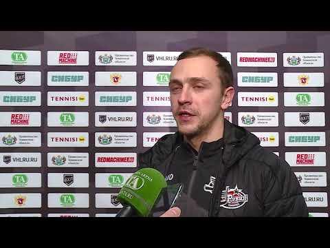 ХК «Рубин» вернулся в Тюмень из Китая. Тренер команды Кирилл Брагин подводит итоги