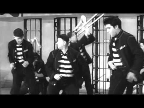 Tekst piosenki Elvis Presley - Jailhouse rock po polsku