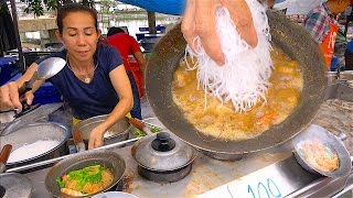 Video Street Food Event - Casseroled Shrimp King Prawns Glass Noodle MP3, 3GP, MP4, WEBM, AVI, FLV Februari 2019