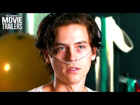 "FIVE FEET APART ""To Do List"" Clip + Trailer (2019) - Cole Sprouse Movie"