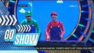 Yuhuu! Bekereng Duo make Mario Bros's song with Marimba! - Go Show