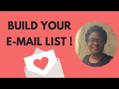 Watch 'E-mail Marketing 101 : Using Mailchimp + the Magic Action Box to build and grow an e-mail list fr... - YouTube'