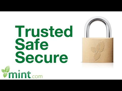 Safe and Secure Money Management | Mint Personal Finance Software