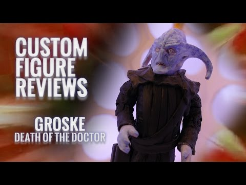 Custom Figure Review - S2 - 5. Groske (SJA) from Death of the Doctor