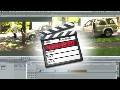 editing - Learn the basics in editing with Final Cut Pro. Check out http://www.finalcutking.com/ for more HD video tutorials.