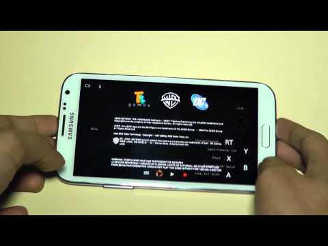 Samsung Galaxy Note 2 Gaming Performance