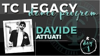 TC LEGACY DANCE PROGRAM - Davide Attuati - Dumb The 411