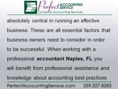 Accountant Naples, FL — Outsourcing to Professional Accountants