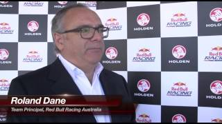 Holden Extends Red Bull V8 Supercar Partnership, HRT Future Unclear: Video