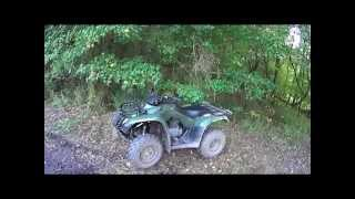 10. Honda FourTrax Recon 250 review