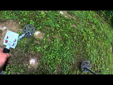 Tesoro Cibola vs Vaquero Metal detector Head to Head depth test