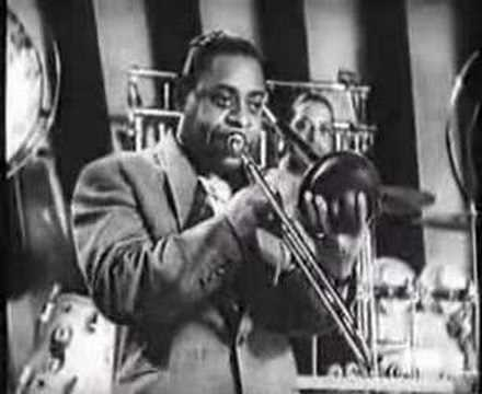 mean - Duke Ellington and his orchestra playing this awesome tune in 1943.