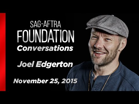 Conversations with Joel Edgerton (видео)