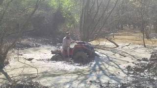 6. Polaris Sportsman 570 Mudding | Mud Nationals 2018