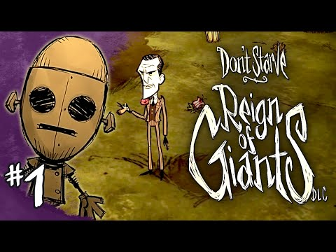 OF - Enjoy the video? Why not subscribe or leave a like? It supports me and is always appreciated! We're back in the lonely land of Don't Starve trying out the new DLC! We're gonna see if we can...
