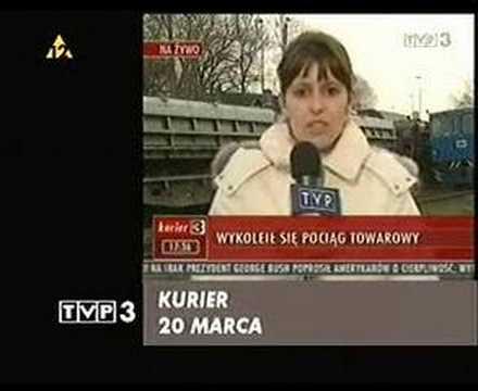 Dziś mija 10 lat od tej LEGENDARNEJ wpadki w TVP:)