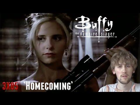 Buffy the Vampire Slayer Season 3 Episode 5 - 'Homecoming' Reaction