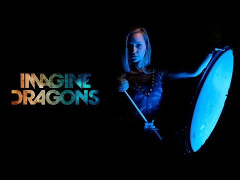 "Imagine Dragons  ""Radioactive"" Cover by Alexandra Kuznetsova"