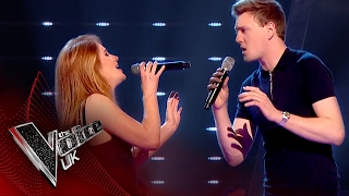 Bosie 'Wicked Game': The Voice UK 2017