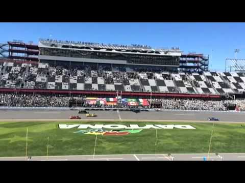 2015 Rolex 24 at Daytona start