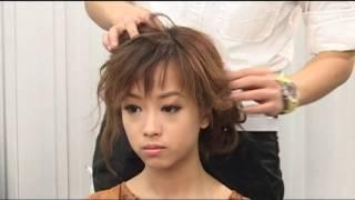 Hair.she.com -打造面試形象 - 前線銷售人員 - 髮型示範 02