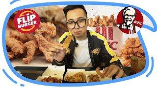 Video KFC vs FLIP BURGER Kulit Ayamnya Enakan Mana? !! - Rekomendasi Menu Buka Puasa MP3, 3GP, MP4, WEBM, AVI, FLV Mei 2019