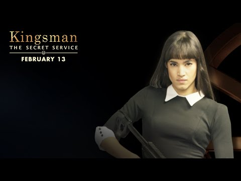 Kingsman: The Secret Service (Featurette 'Meet Gazelle')