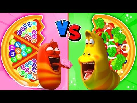 Larva Season 2: Pirates Episode 15 ~ 38 🍟Cartoons - Comics | Official 🥟 1 Hour Cartoon Comedy 2020