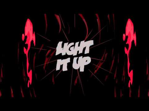 Light It Up (Remix) [Lyric Video] (Feat. Nyla & Fuse ODG)