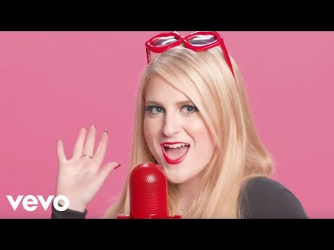 "Meghan Trainor, ""Lips Are Moving"""