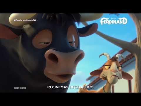 Ferdinand ['Moms' TV Spot in HD (1080p)]
