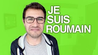 Video CYPRIEN - JE SUIS ROUMAIN MP3, 3GP, MP4, WEBM, AVI, FLV Juni 2017
