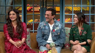 Video The Kapil Sharma Show - Movie Jawaani Jaaneman Episode Uncensored | Saif Ali Khan, Tabu, Alaya F download in MP3, 3GP, MP4, WEBM, AVI, FLV January 2017