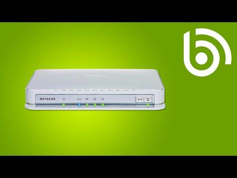 Netgear WNDRMAC WiFi N Router