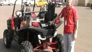 10. Bryon Brown at RideNow Peoria Demonstrates All New 2011 Polaris Ranger RZR XP 900